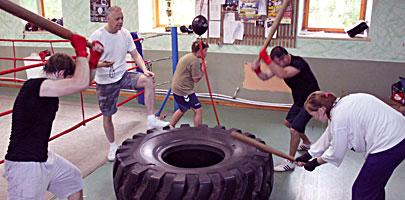 lets move – specifikus erönléti edzések