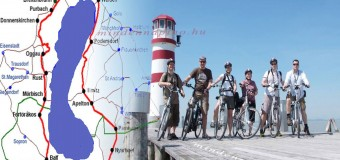 Bicikli túra a Fertő-tó körül